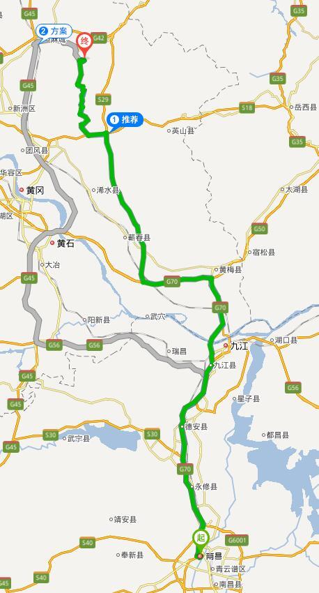 南昌——龟峰山风景区的旅游线路